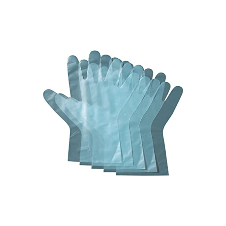ショーワグローブ 【食品衛生法適合】D0300シルキーポリプロ手袋100枚入 Sサイズ 1袋